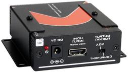 Atlona AT-HD420 HDMI to VGA/Component Converter