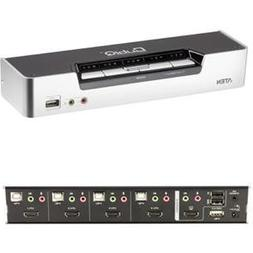 Aten Corp, 4 Port HDMI KVMP Switch