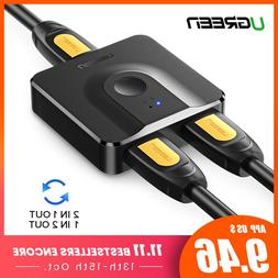 <font><b>Ugreen</b></font> <font><b>HDMI</b></font> Splitter