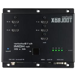 GEFEN GTB-HD4K2K-441-BLK / 4x1 Switcher for HDMI with Ultra