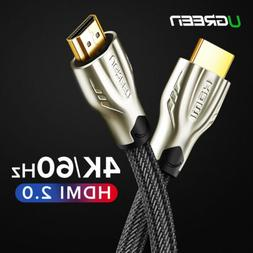 Ugreen HDMI Cable HDMI to HDMI 2.0 Cable 4K 3D for Nintend S