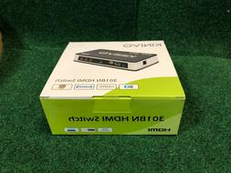 hdmi switch 301bn new sealed box