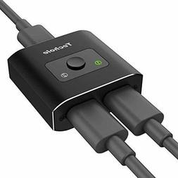 HDMI Switch Splitter 3 Port IR Remote Full HD 1080p 4K Split