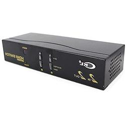 CKL HDMI Switch Splitter Selector Box 2 Port in 2 Out 1080P