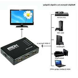 hdmi switch switcher selector splitter