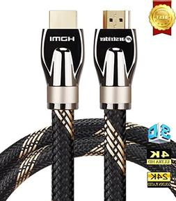 4K HDMI Cable/HDMI Cord 25ft - Ultra HD 4K Ready HDMI 2.0  -