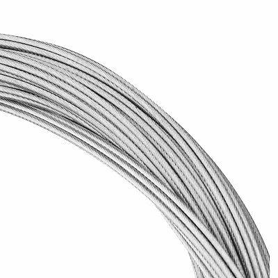 10X Cable Stainless Rear /