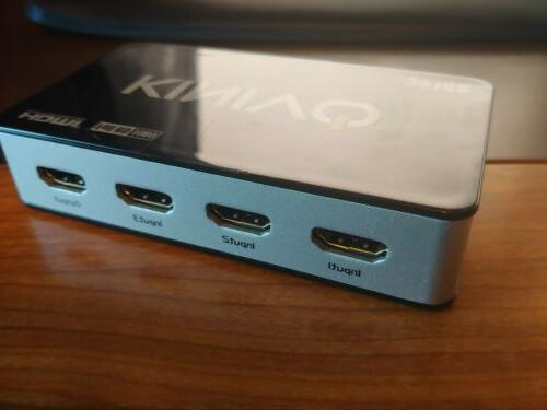 Kinivo HDMI Switch - UNIT ONLY