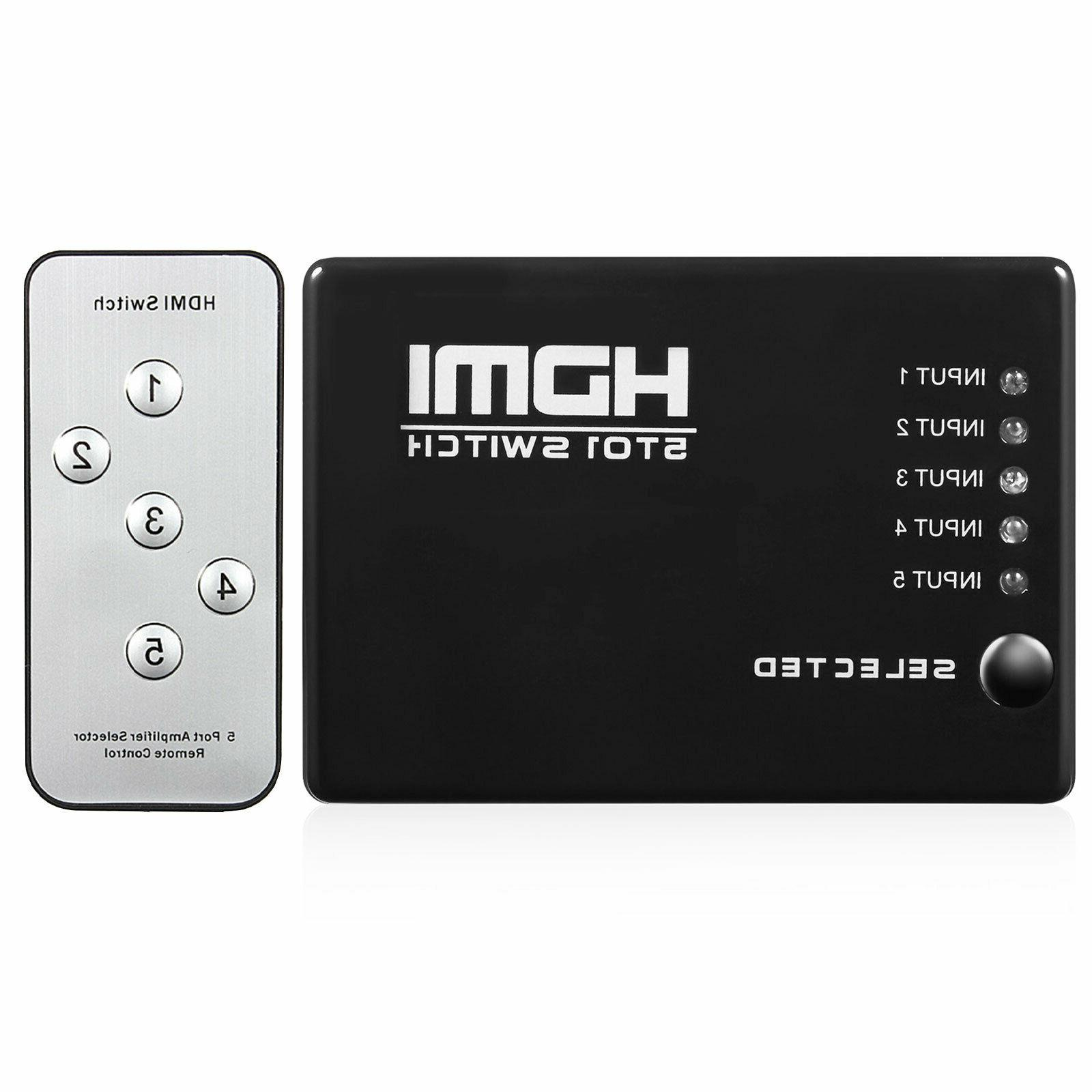 HDMI Splitter For HDTV