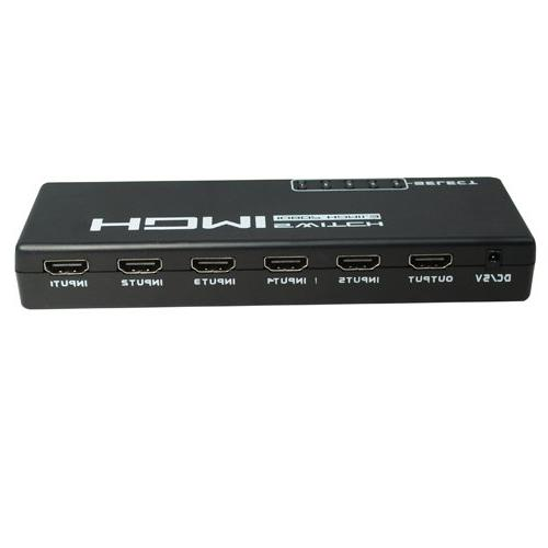 5 HDMI Switcher for HDTV XBOX360 with Remote