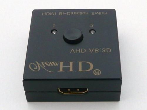 ViewHD 2x1 or A-B / AB Switch | VHD-AB:3D