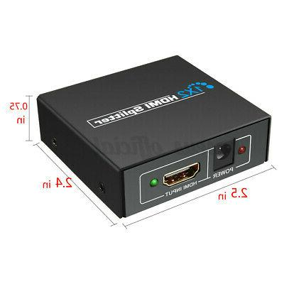 Full HDMI 1080p Switch Box in 2 out