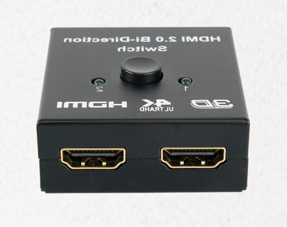 HDMI Switcher HDCP 2x1 In Out