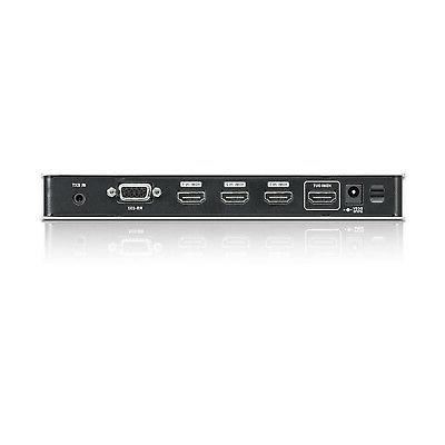 HDMI Switch 4 Ports incl. IR remote
