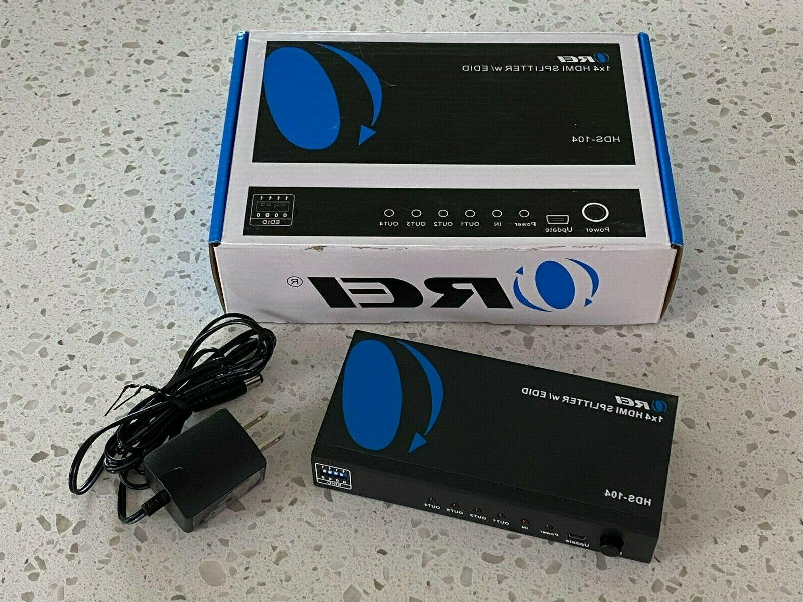 hds powered certified hdmi