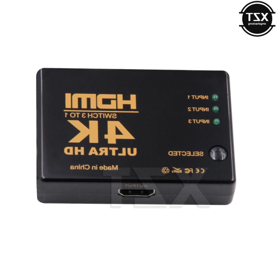 HDTV Video Switcher HDMI Selector