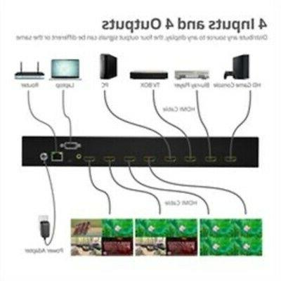 SIIG CE-H24W11-S1 AND OF 4 DEVICES