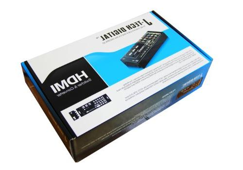 J-Tech HDMI Converter with 8 Inputs to Output