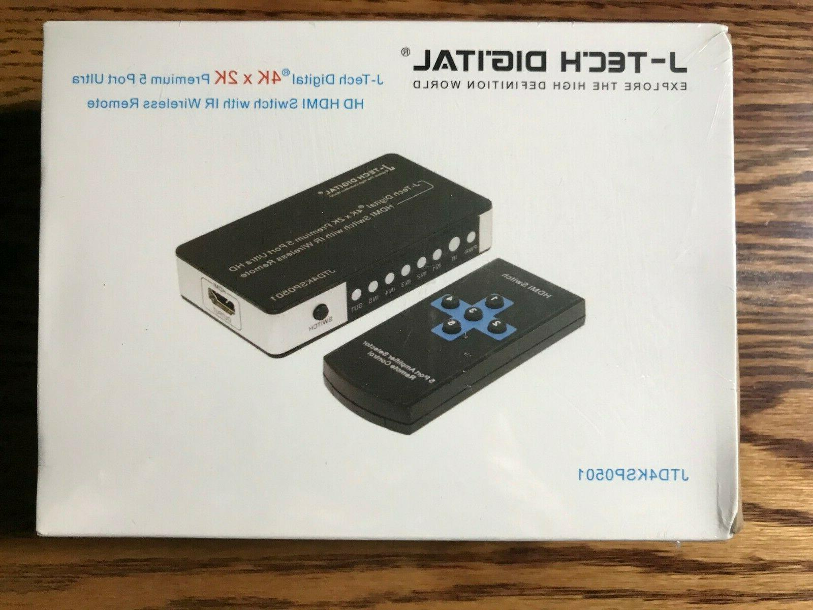 jtd3dsp0501 speed hdmi switch