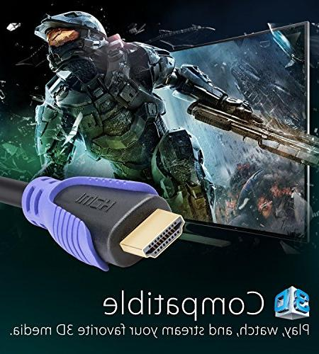 Fosmon Premium High HDMI with Video for Xbox ONE, Xbox S, &