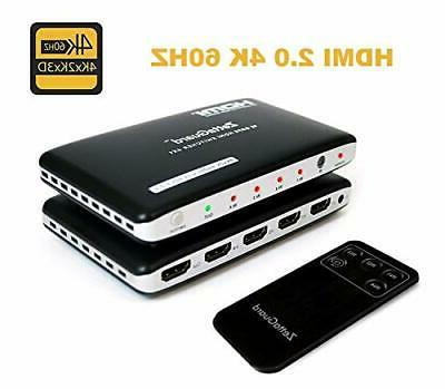 true hdmi switch with pip and ir