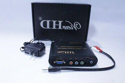 ViewHD VHD-H2YVs Two-Input Audio Output