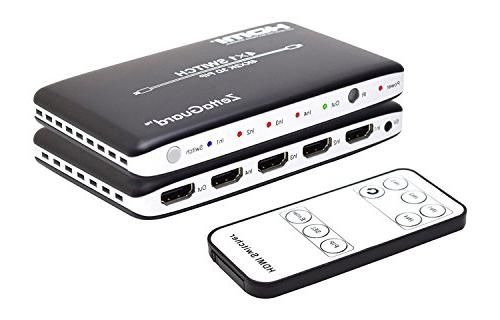 x speed hdmi switch