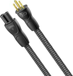 AudioQuest NRG-Y2 Low-Distortion 2-Pole AC Power Cable - 3.2