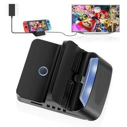 Portable TV Docking Station Replacement for Nintendo Switch