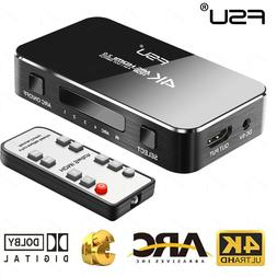 FSU UHD <font><b>HDMI</b></font> <font><b>Switch</b></font>
